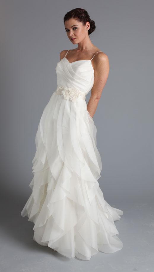 Bavarian Wedding Summer White Wedding Dresses
