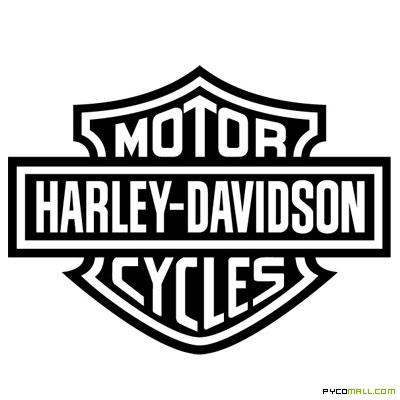 Best Harley Davidson: Harley Davidson Logo White Black