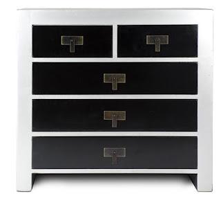 mueble color plata