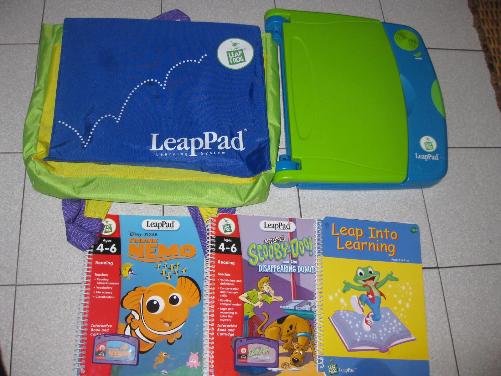 Mesya Amp Baby Wardrobe Leapfrog Leappad Learning System 4