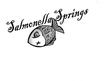 SANSEGO: Salmonella Springs (Episode 1): Wailin' in the Desert