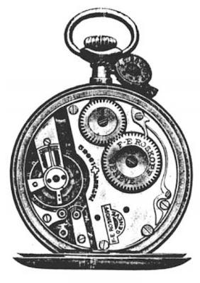 Cabovolo Roskopf El Relojero De Los Pobres