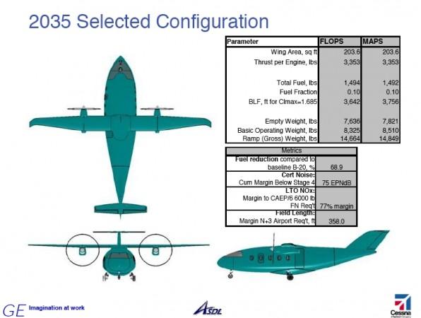 Design space and details for airplanes for 2030 | NextBigFuture com
