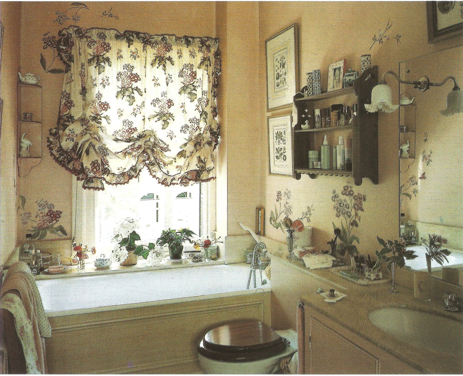 Pittura Verde Shabby Ancora Bagni Country Ideacountry