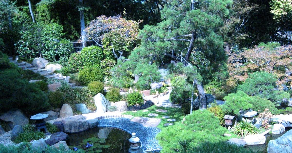 Los Angeles Japanese Garden: Los Angeles Attractions: UCLA Hannah Carter Japanese Garden