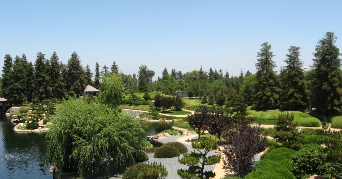 Los Angeles Japanese Garden: Los Angeles Attractions: VAN NUYS JAPANESE GARDEN