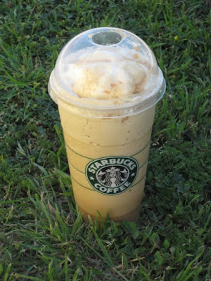 Review Starbucks Extra Coffee Caramel Frappuccino