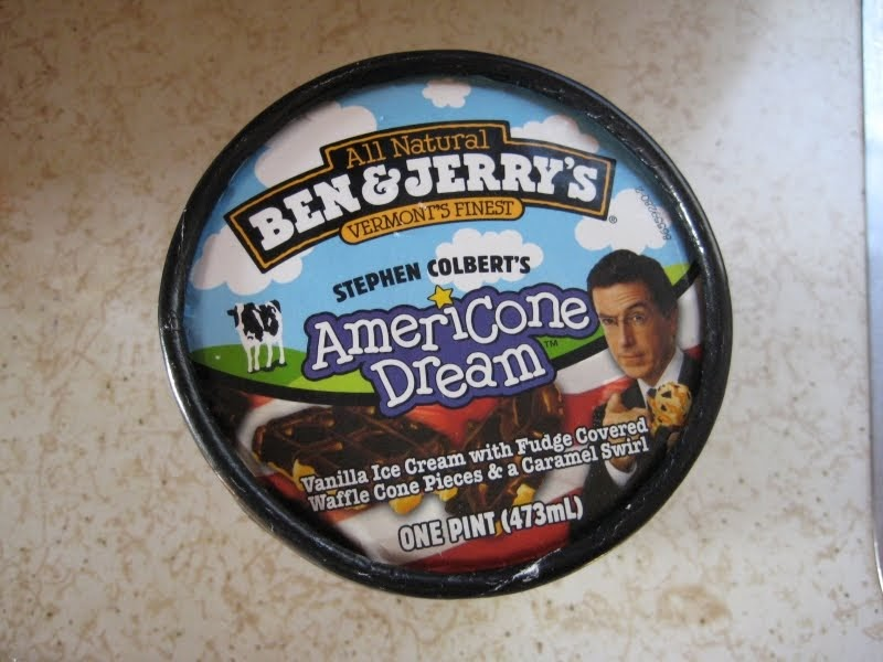 Review Ben Jerry S Americone Dream Brand Eating It is not a dream of motor cars and high wages. review ben jerry s americone dream
