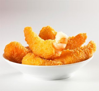 McDonald's Shrimp