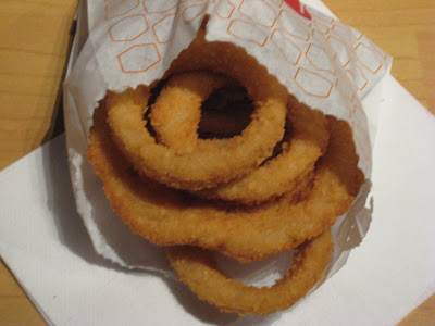 Jack in the Box Onion Rings