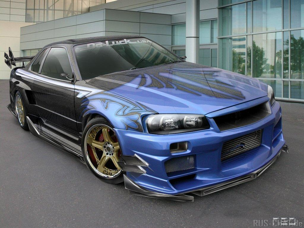 concepts car and skyline - photo #5