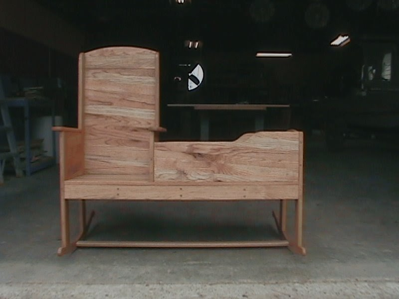 Strange Rocking Chair With Cradle Wddsr Fine Woodworks Rocking Gmtry Best Dining Table And Chair Ideas Images Gmtryco