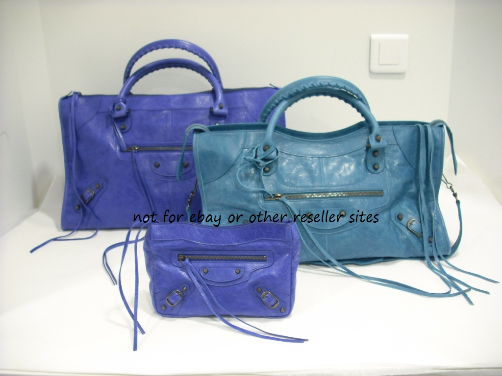 92cf1a796d lovebbags.com  New Balenciaga 2010 Colors  Sorbet