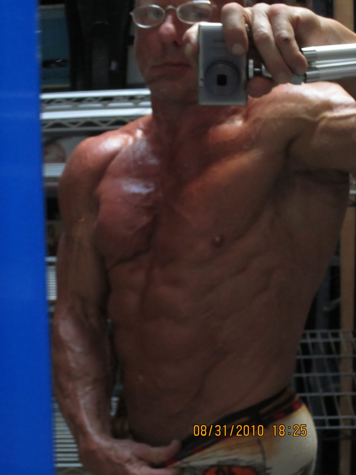 Muscle Mature 121