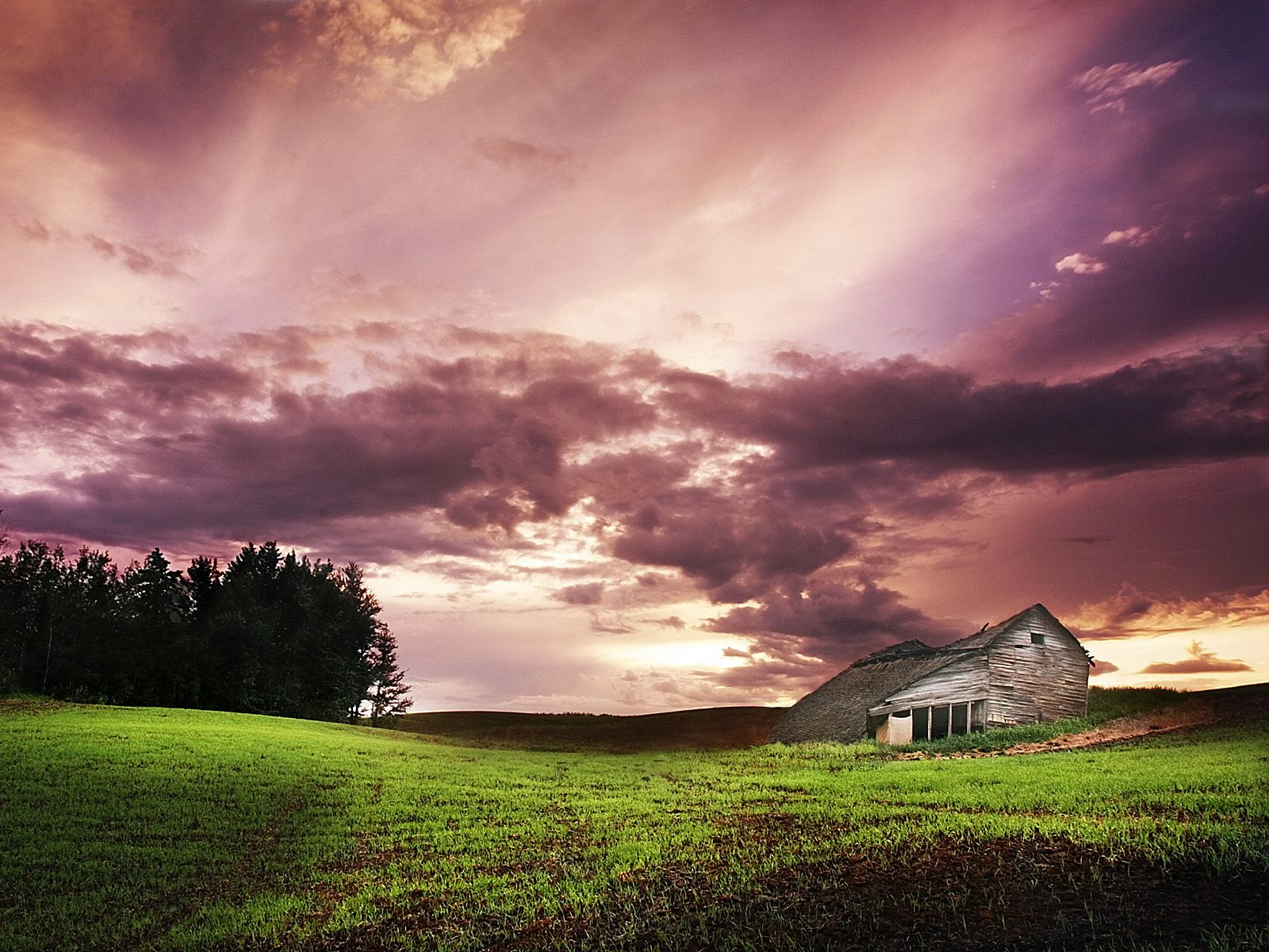 desktop wallpaper: 30 Beautiful Landscape Wallpapers