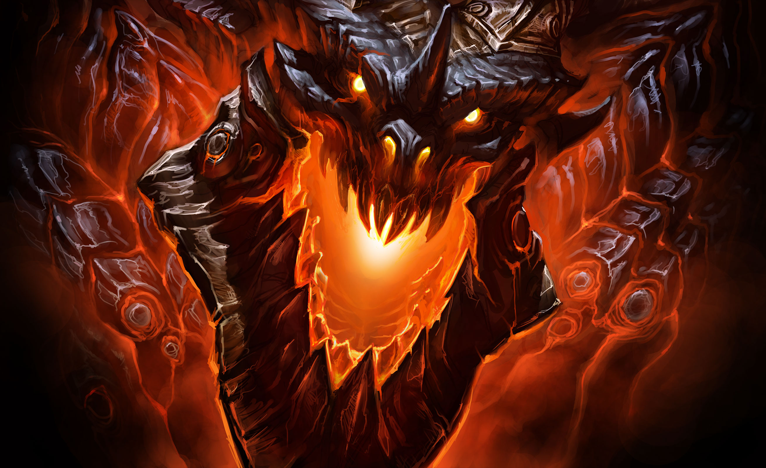 Wallpaper Box World Of Warcraft - Cataclysm -res Wallpapers