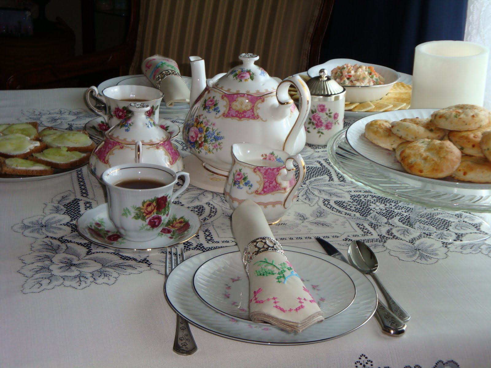 Victorian tea party ideas for Victorian tea party supplies