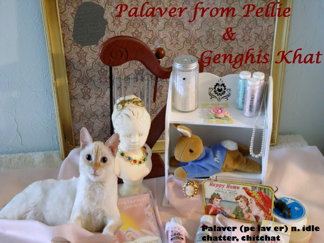 Palaver from Pellie &; Genghis Khat