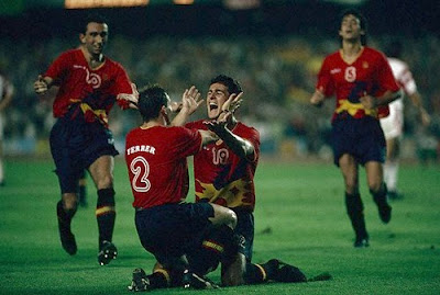 Barcelona 92 - Fútbol