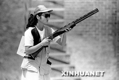 Barcelona 92 - Zhang Shan