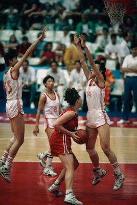 Barcelona 1992 - Baloncesto femenino, final entre China y el Equipo Unificado