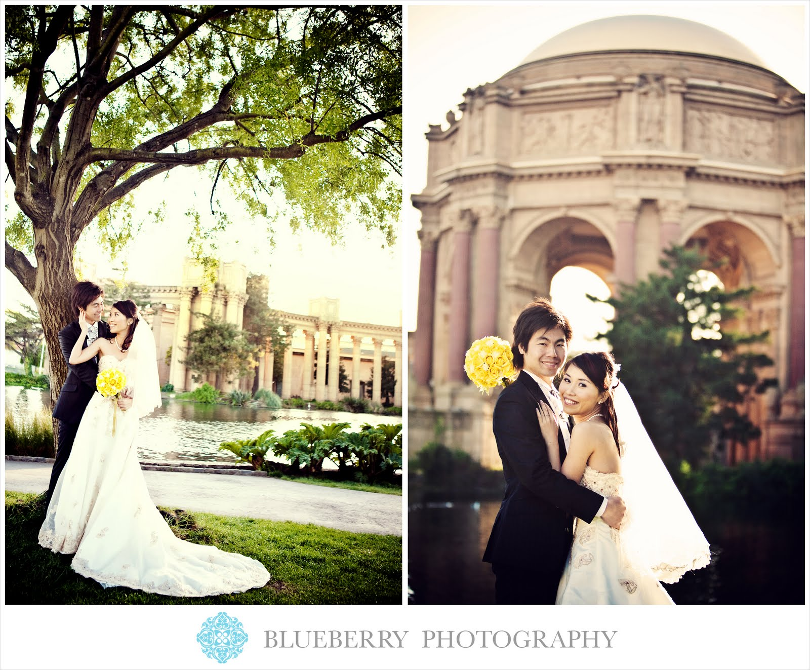 Napa Sonoma San Francisco Romantic Wedding Photography  San Francisco Bridal Portrait  Flo  Wing
