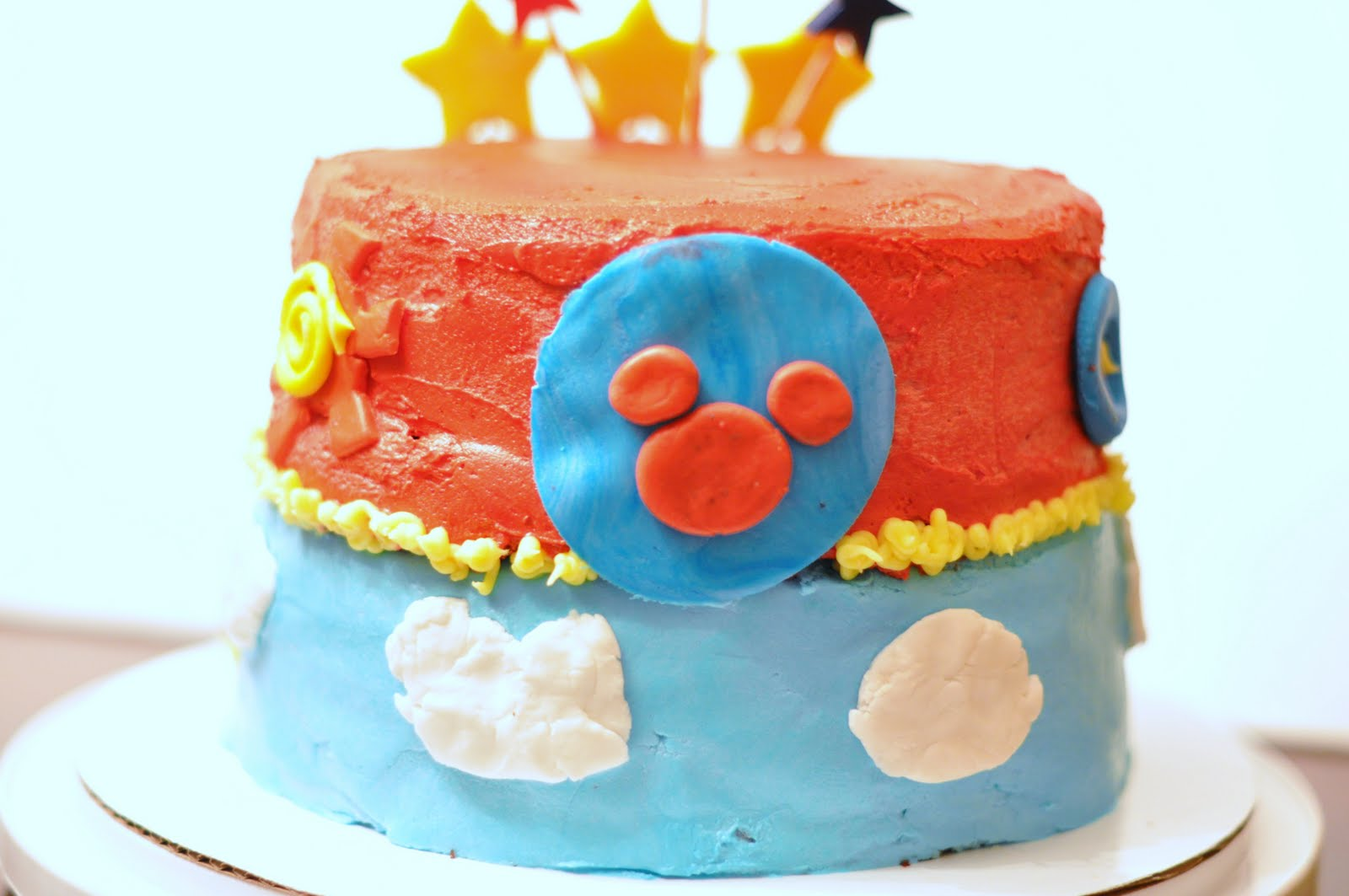 This Mommy Cooks Sweet Treat TuesdayMickey Mouse Birthday Cake