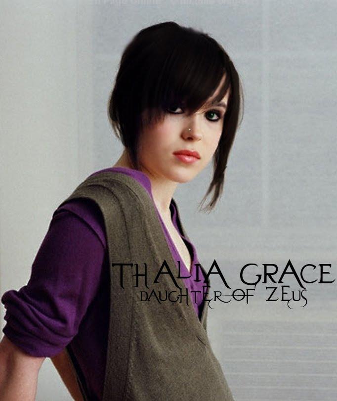 Paloma Kwiatkowski as Thalia Grace