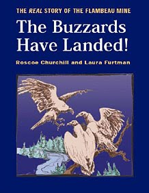 The Buzzards Have Landed!