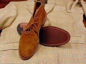 Alden Suede Chukka Boots – It's Snuff