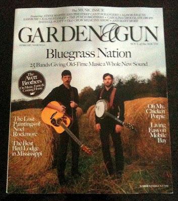 New Garden & Gun: The Avett Brothers