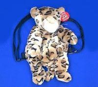 leopard backback