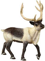 reindeer toy miniature