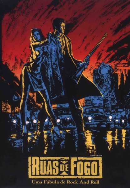 Ruas de Fogo 1984 Dublado