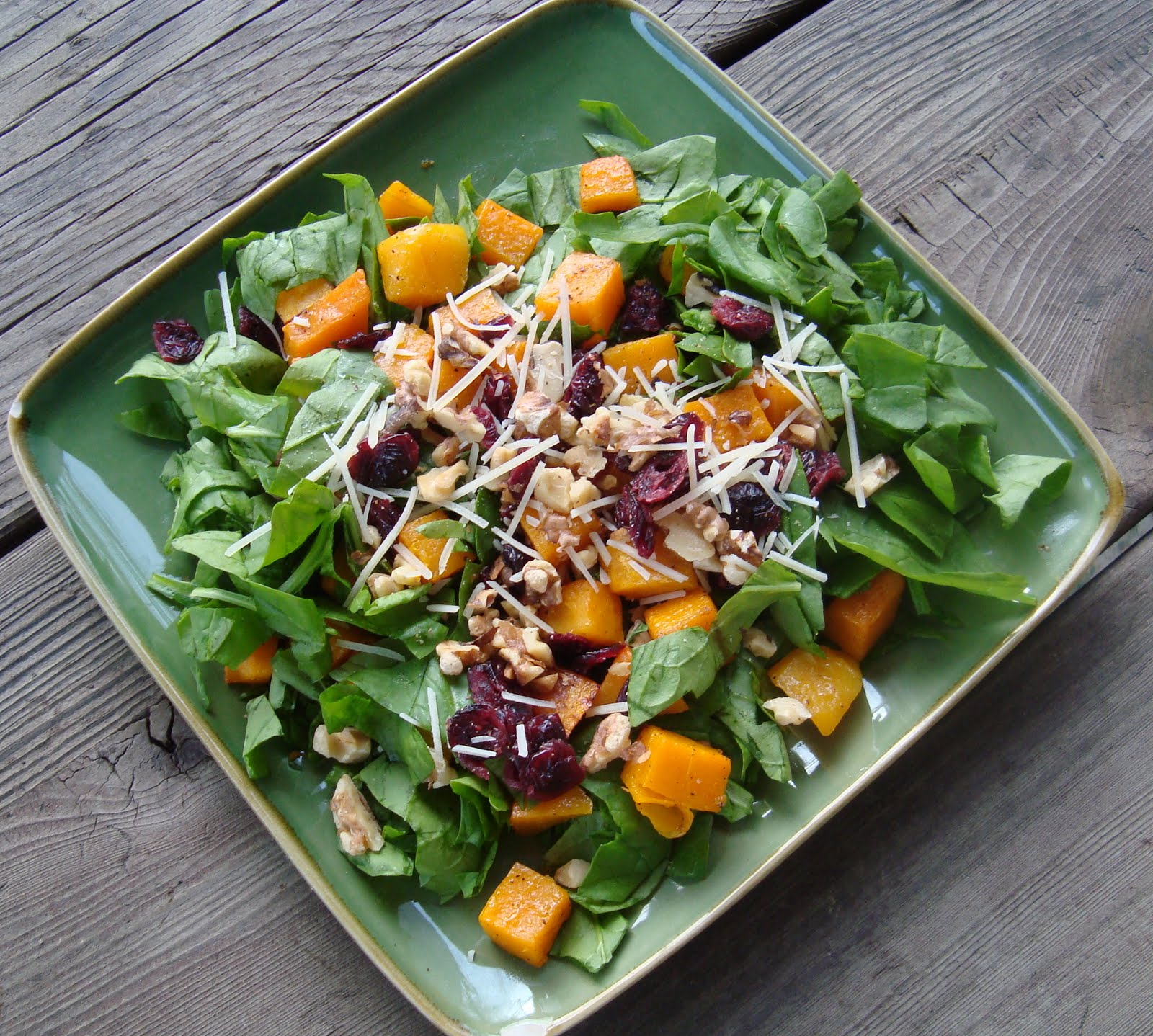 A Hungry Spoon: Autumn Salad