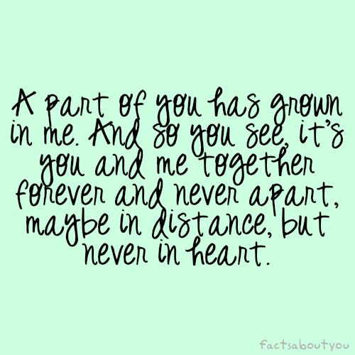 Best Friend Quotes About Distance