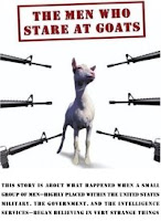 Men Who Stare At Goats Le film