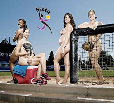 Womens Softball Porn 47