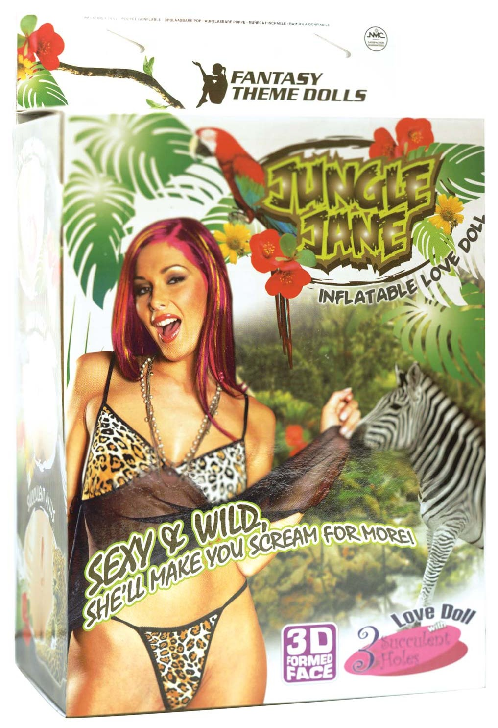 Jungle Jane Sex Doll 111