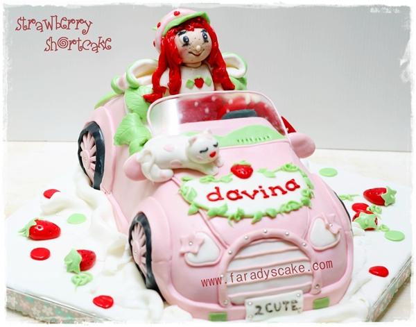 Wilton Strawberry Cake Recipe
