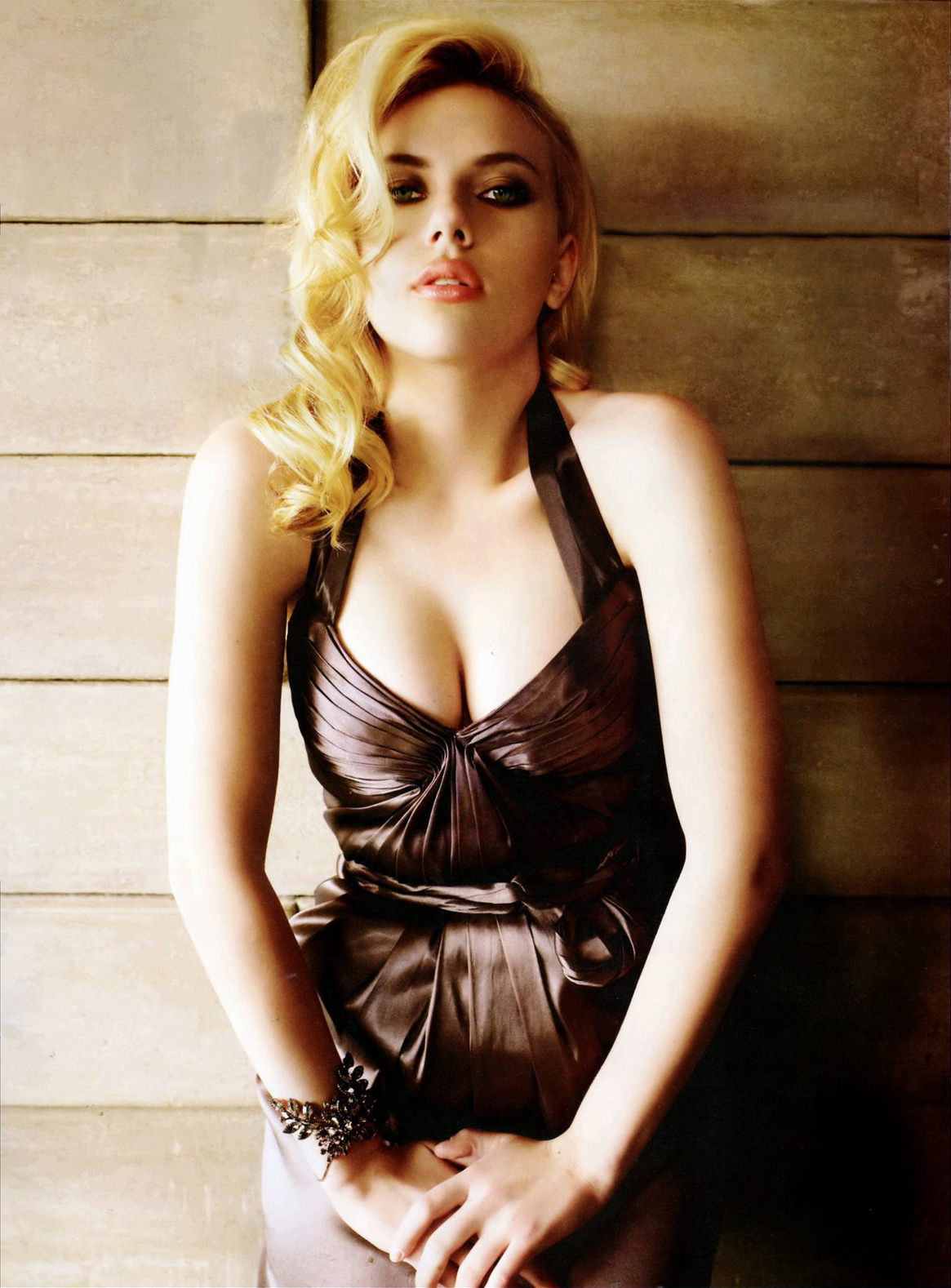 scarlett johansson model - photo #12