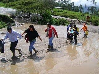 Huaycos Un Fenómeno Temido Del Perú Mayo 2010