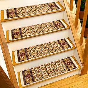 Carpet Stair Tread February 2009