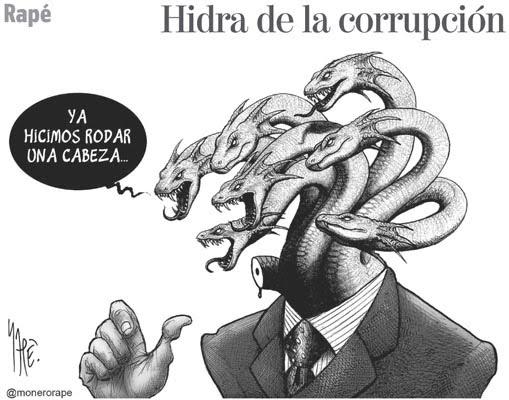 Peña Nieto en el país de Walmart, HSBC, Melate…