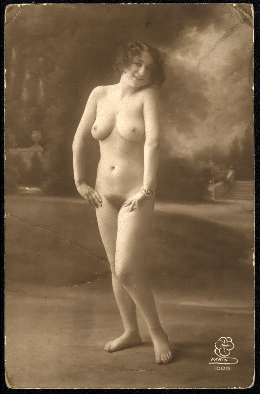 French Female Nudes