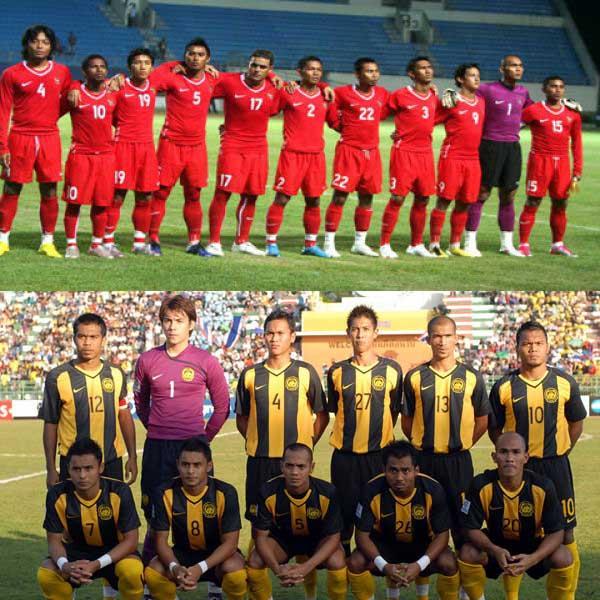 Indonesia U18 Vs Laos: Indonesia Dan Malaysia Lolos Dari Grub A