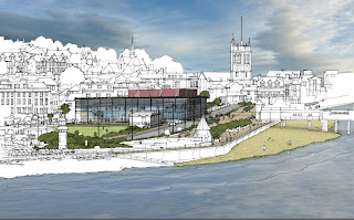 Teignmouth's new Carlton Centre (to replace the Carlton Theatre) planning application to be submitted