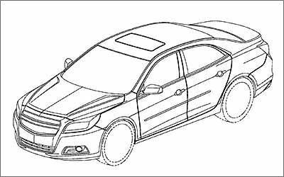 Max Motor Show: Chevrolet Malibu passará por modificações