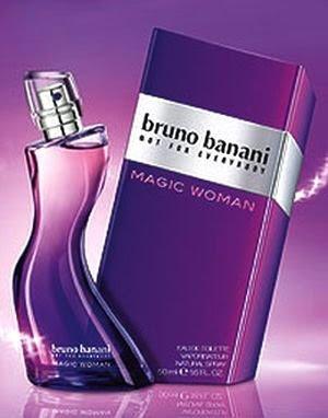 new bruno banani magic perfume for woman. Black Bedroom Furniture Sets. Home Design Ideas