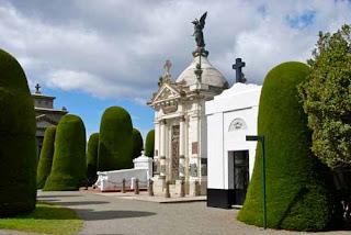 City Cemetery Punta Arenas Chile